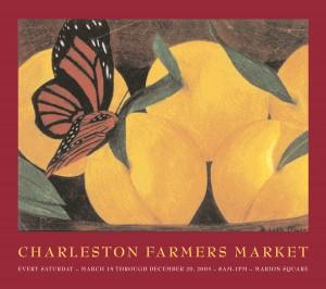 03 Charleston Farmers Market Poster